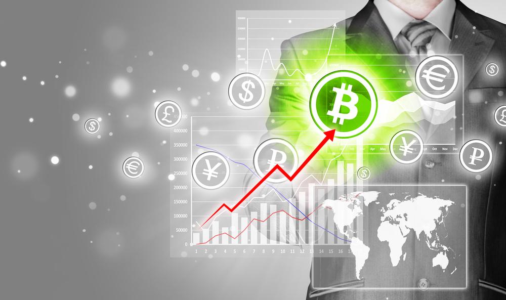 ورود سرمایه بیشتر، ارزش بازار بیت کوین بالاتر