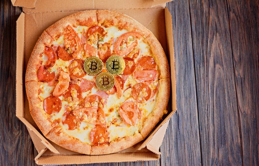 پیتزا هات، بیت کوین می پذیرد!