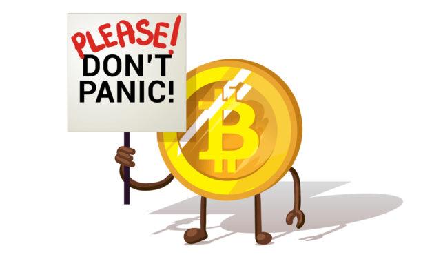 کاهش قیمت بیت کوین نتیجه حجم فروش بالا در بازار!!