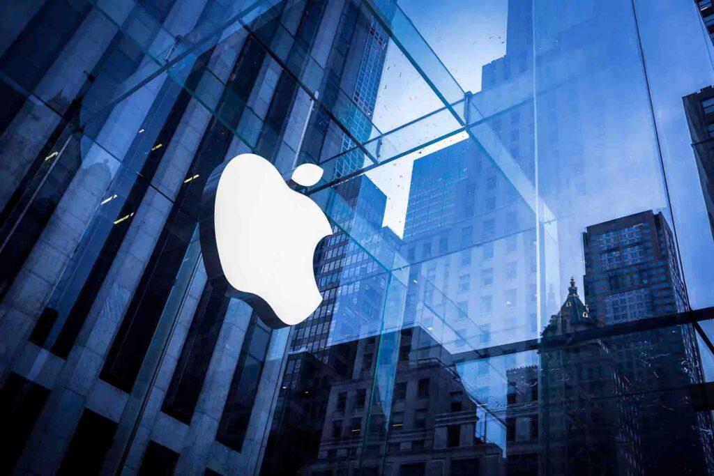 شرکت اپل دلیل تبدیل شدن ایالات متحده به رهبر ارز دیجیتال