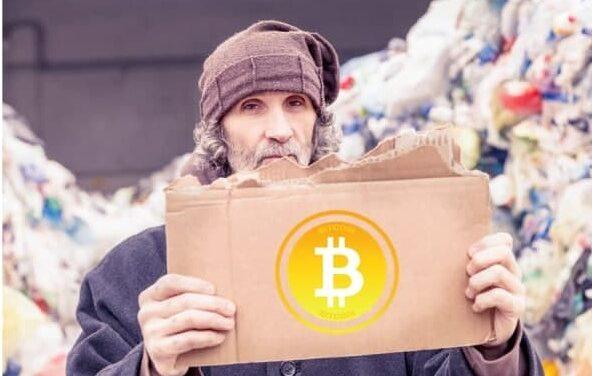 ارز دیجیتال به کمک بی خانمان ها می شتابد!