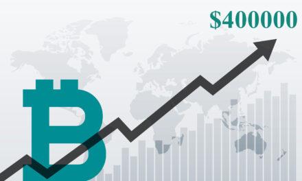 سرمایه گذاران منتظر باشید! بیت کوین 400 هزار دلاری در راه است!