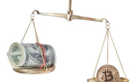 افزایش قیمت بیت کوین در پی کاهش موجودی در صرافی ها!